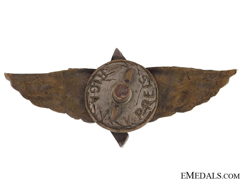Meritorious Pilot's Badge