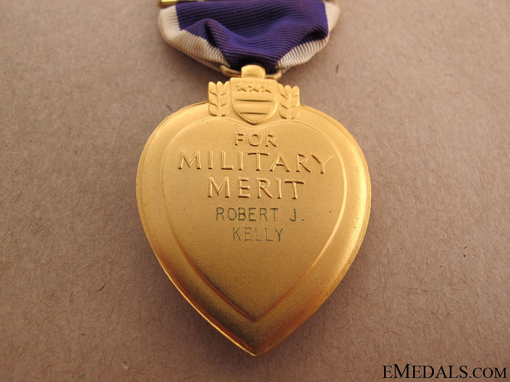 WWII Purple Heart Group