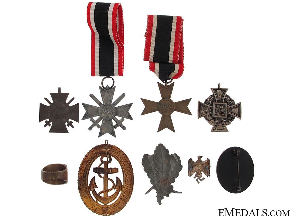 Third Reich Period Insignia & Awards