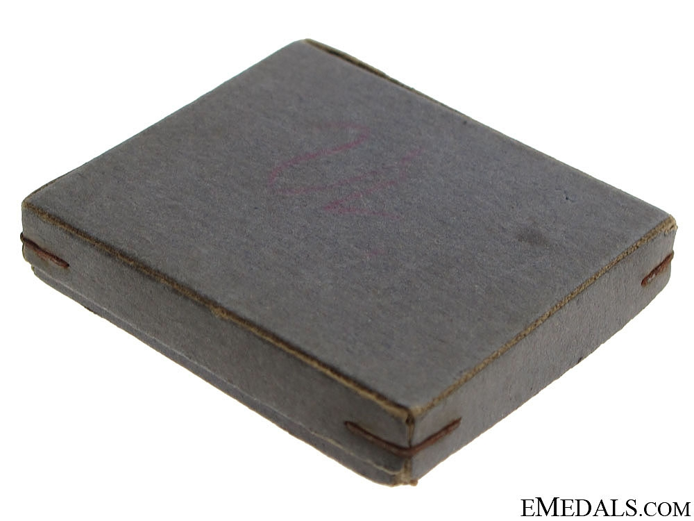 "Submarine Badge ""¢¤ Marked Schwerin, mint/boxed"