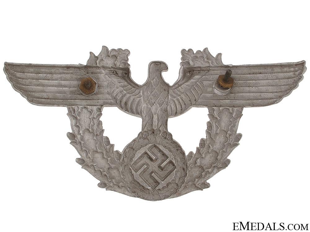 Police Shako Eagle