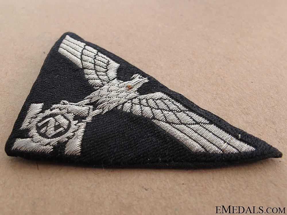TeNo Officer's Overseas Cap Insignia