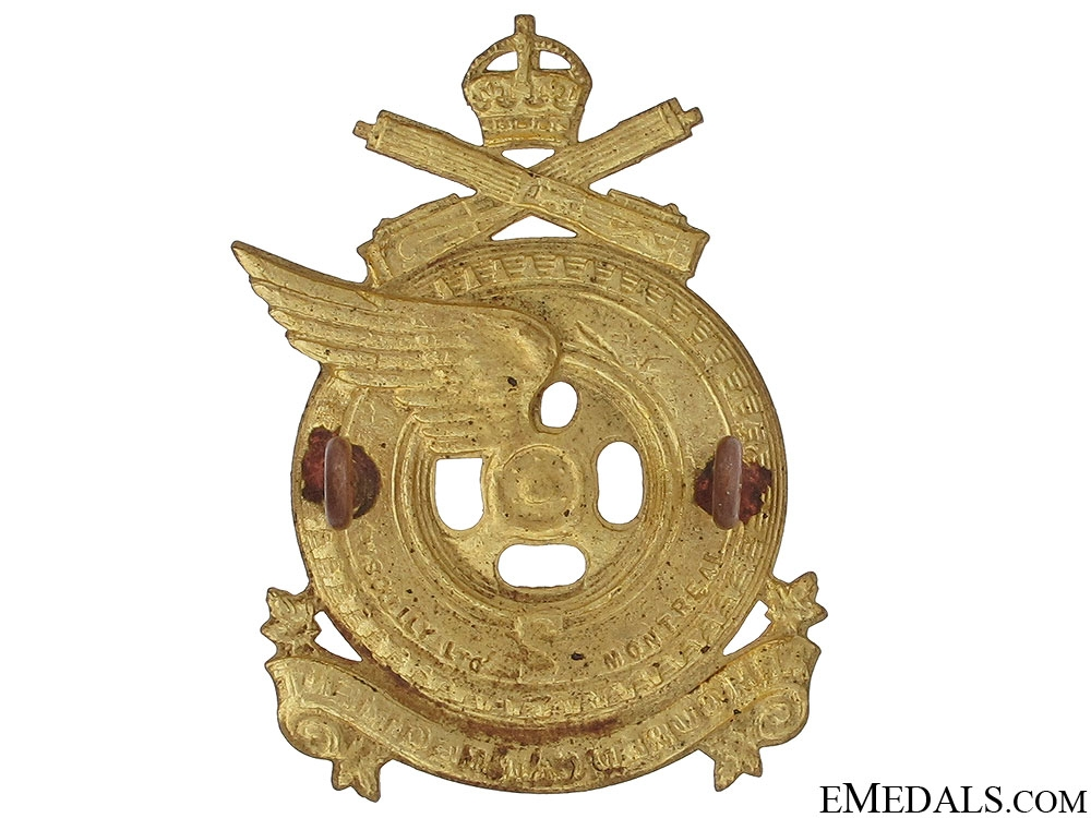 2nd Armoured Car Regiment Cap Badge