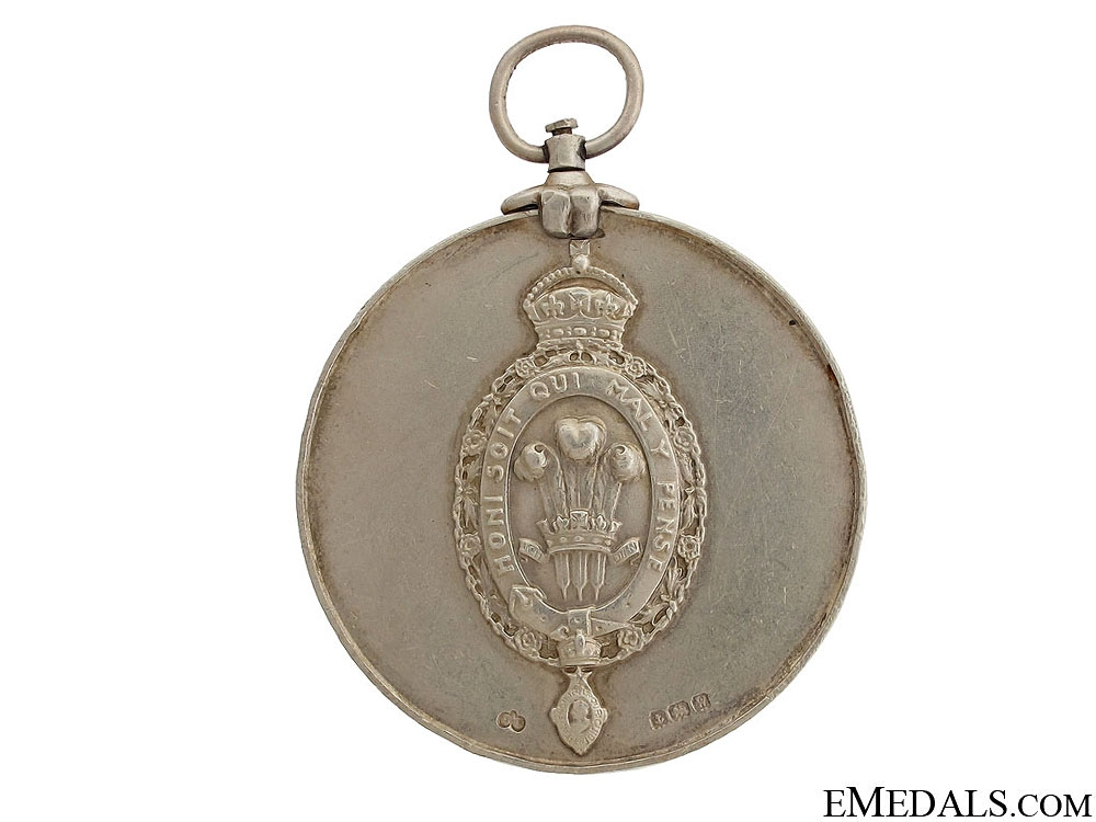 1905-06 Prince of Wales to India Visit Medal
