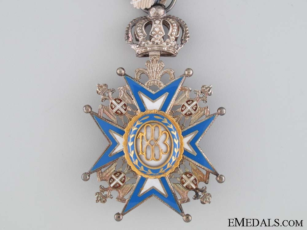 The Order of St. Sava 1921-1941