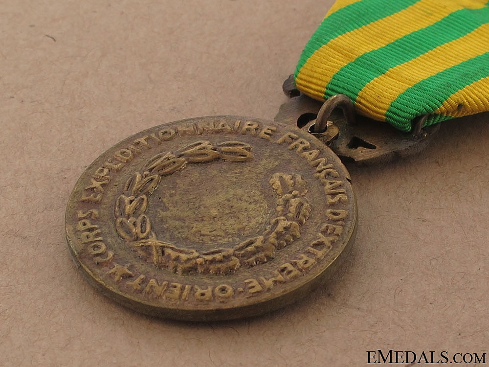 Medal for the Indochina Campaign