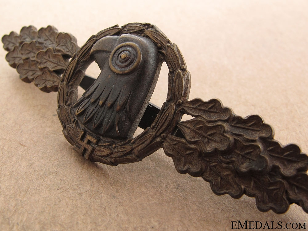 Reconnaissance Clasp by BSW