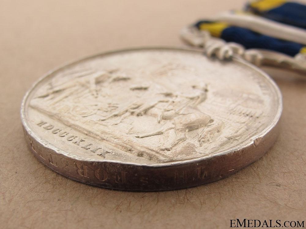Punjab Medal - 61st South Gloucestershire Regiment
