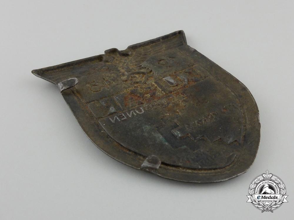 A Kuban Campaign Shield