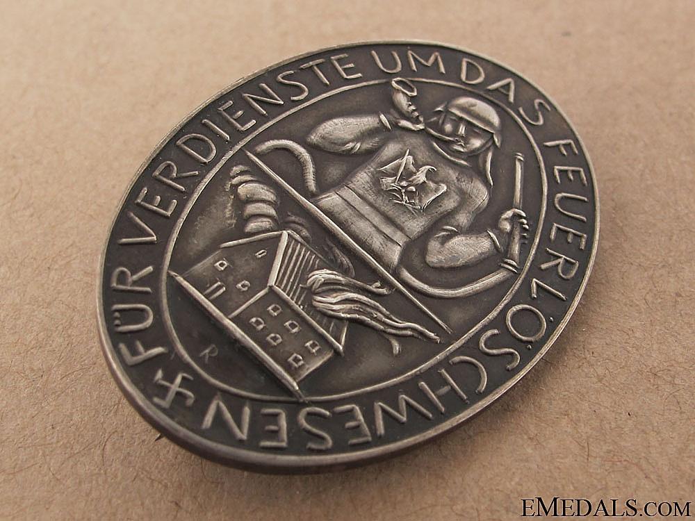 "1930""¢¯s Prussian Fireman""¢¯s Merit Award"