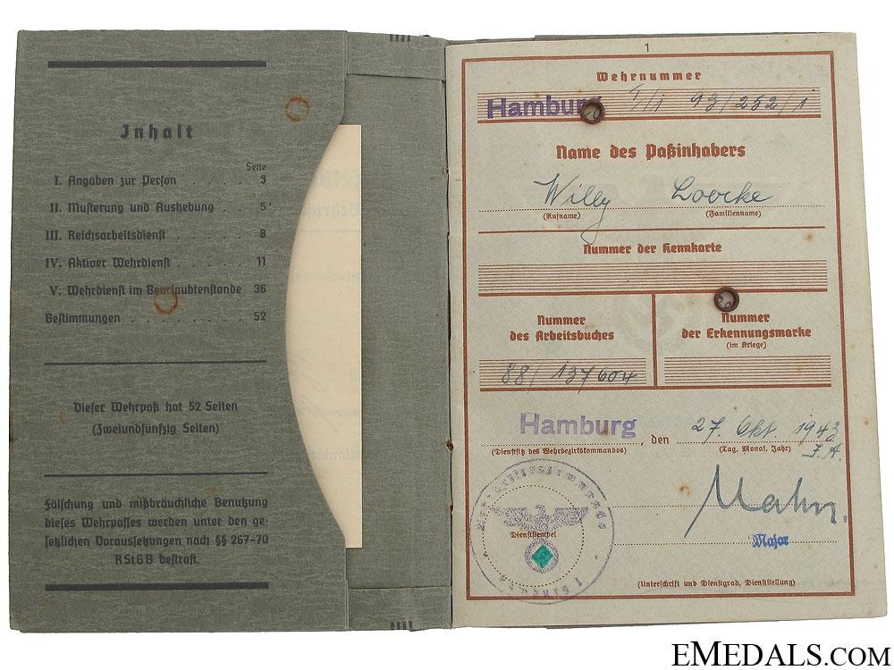 Five Various German Documents