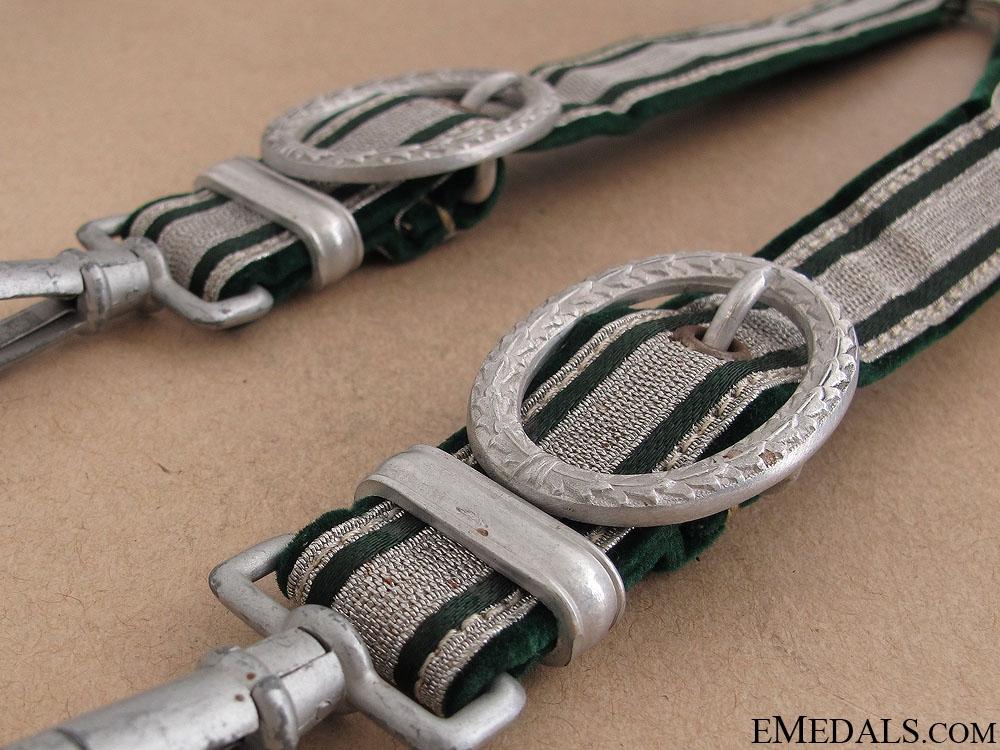 Custom Officer's Dagger Hangers