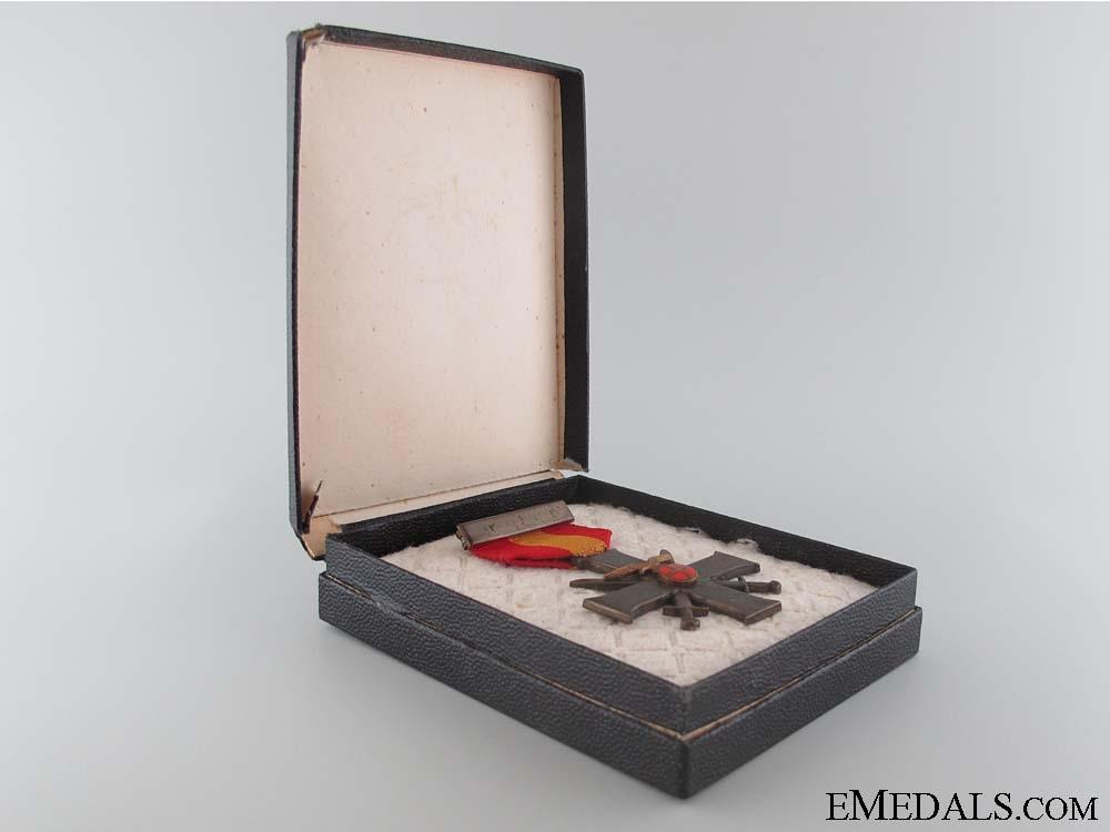 Merit Cross with Swords 1940-45