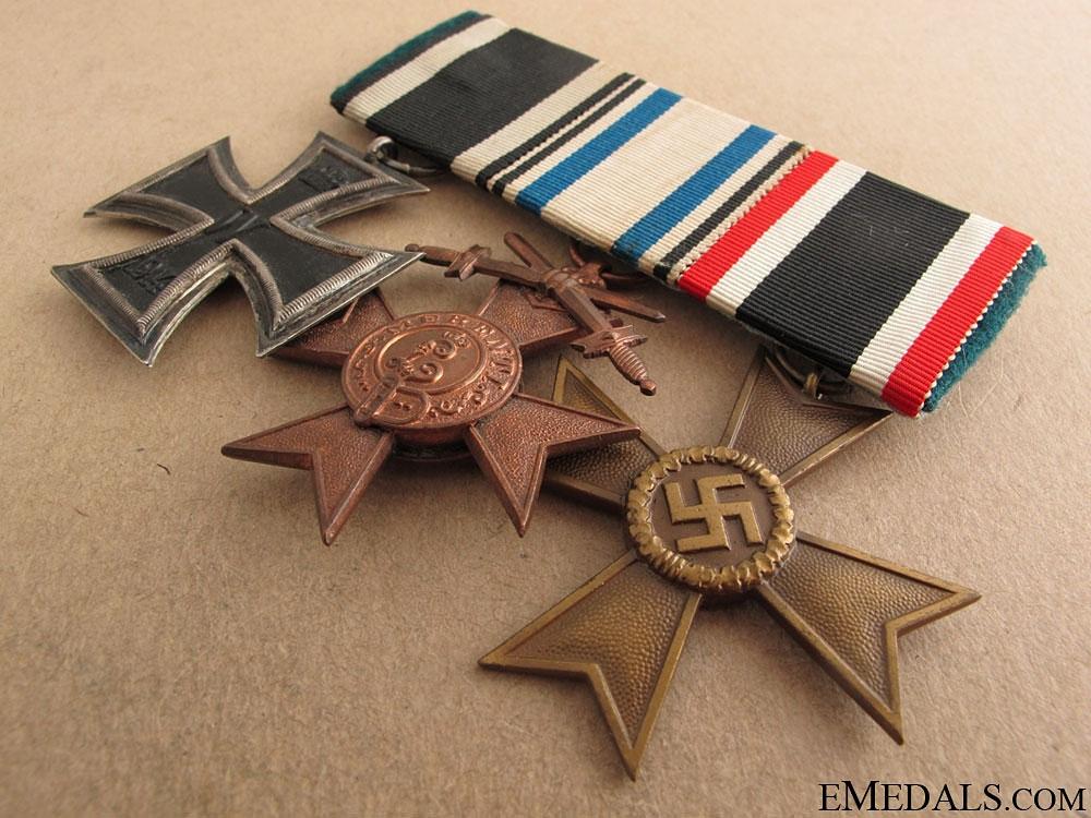 Group of Three Awards