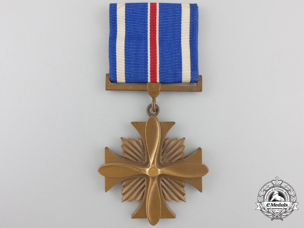 An American Distinguished Flying Cross