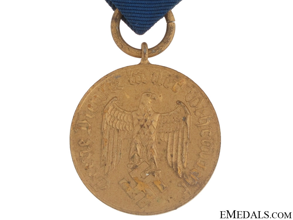 Luftwaffe Long Service Award 3d. Class