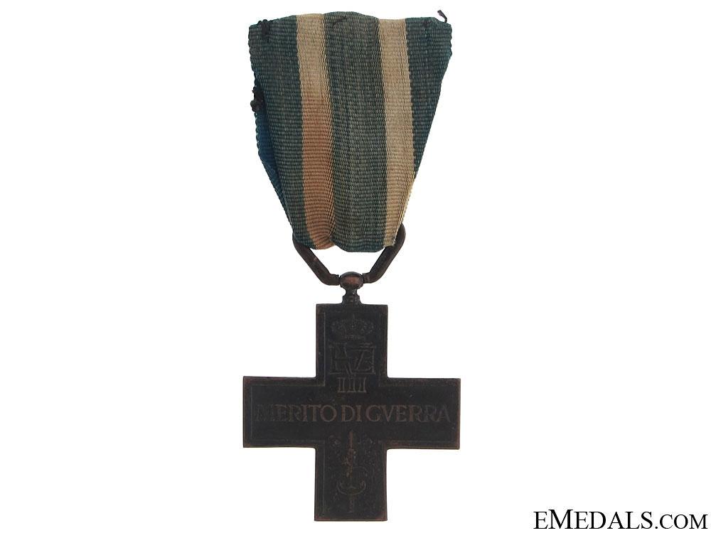 Italian War Merit Cross