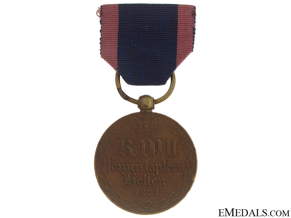 Campaign Medal 1814-15
