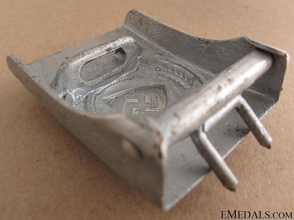 RAD Enlisted Belt& Buckle