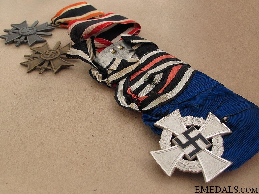 Seven Third Reich Awards