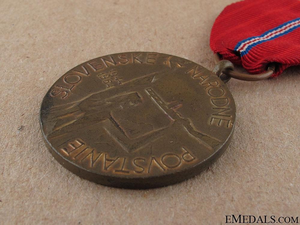 Slovak National Uprising Medal 1944-1964