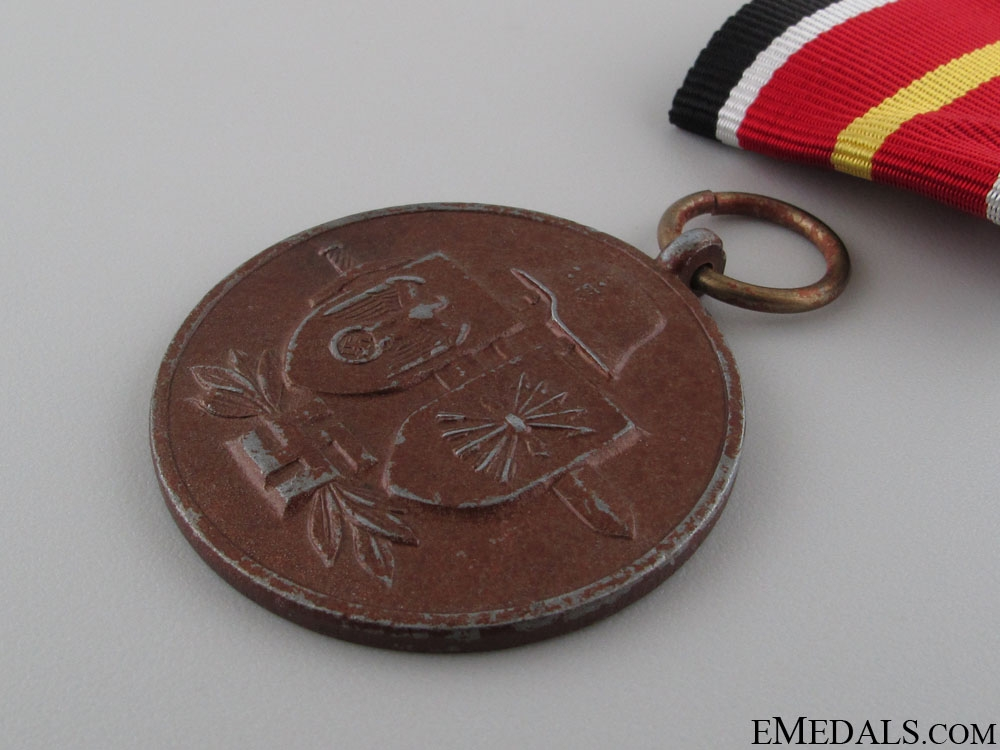 Spanish Blue Division Commemorative Medal