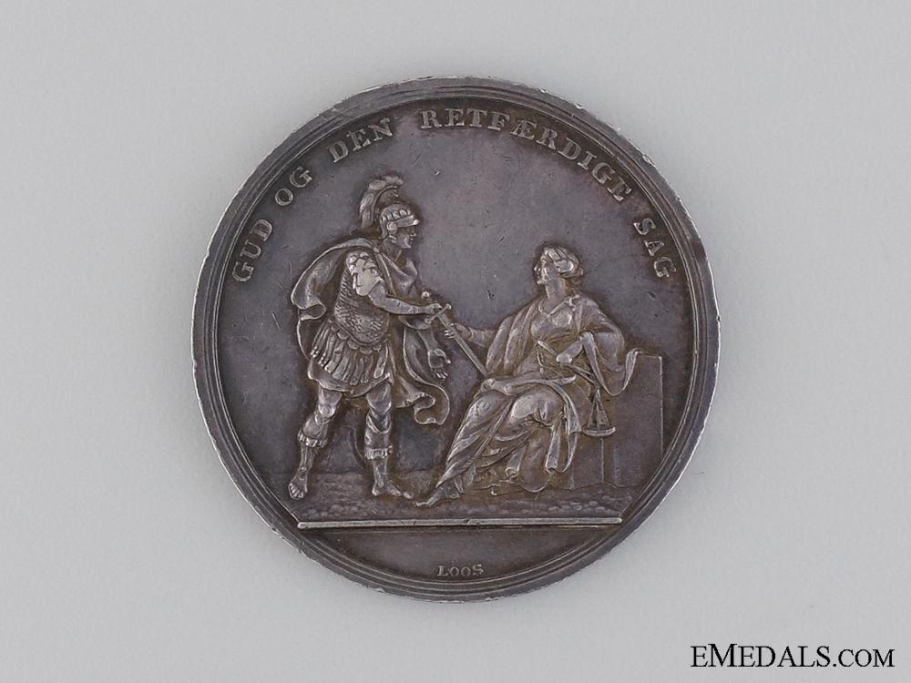 1801 Danish Defence of Copenhagen Medal