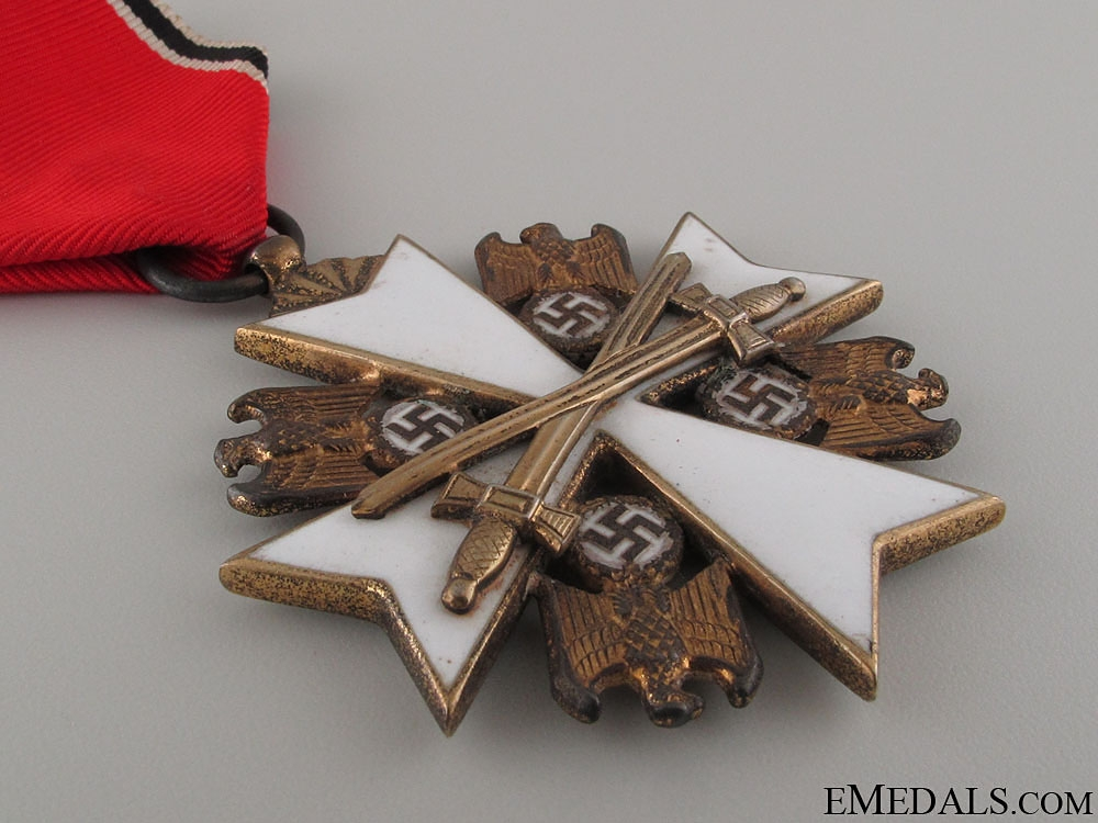 A Cased German Eagle Order
