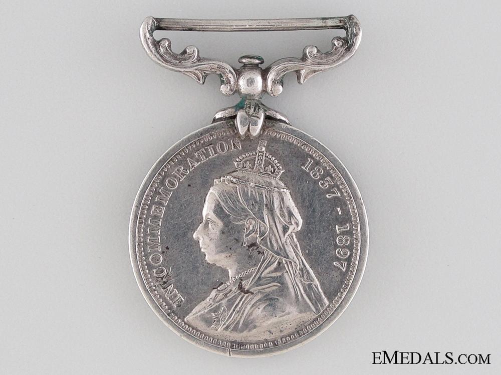 1837-1897 Victoria Jubilee Temperance Medal