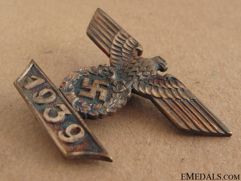 "Clasp to Iron Cross 1st Class ""¢¤ Type 1"
