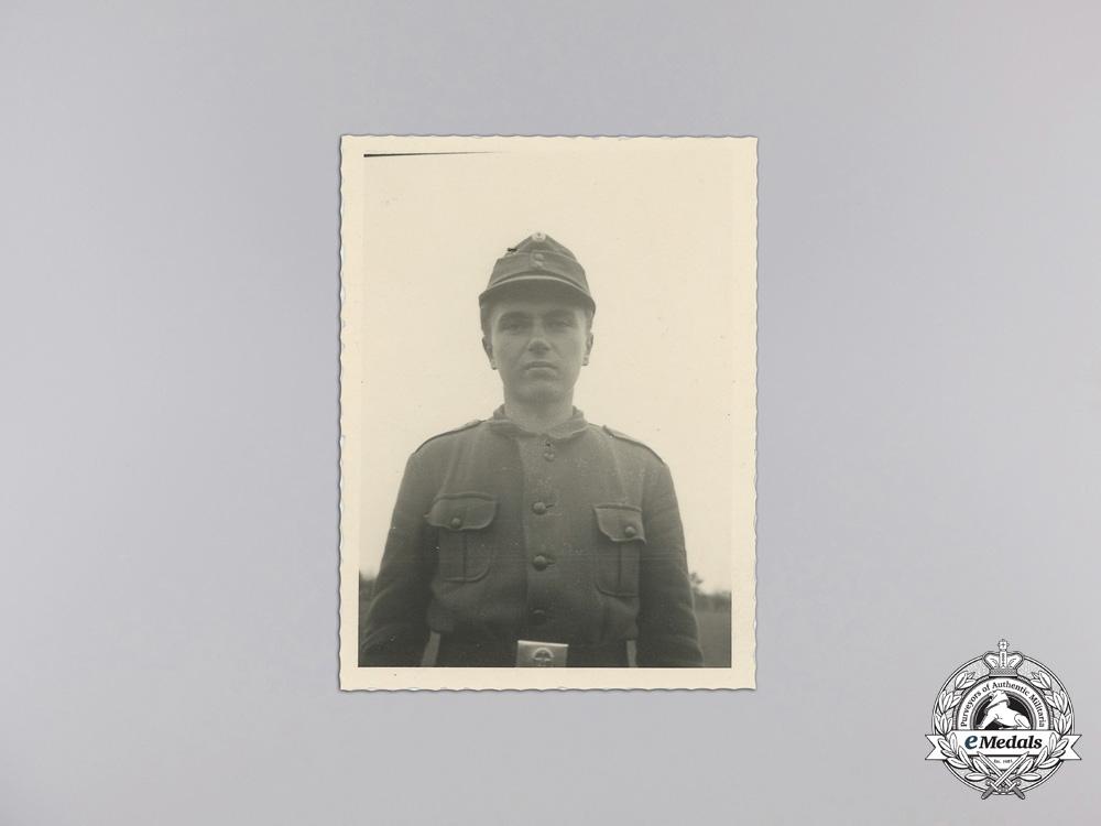 Ten Second War Croatian Home Army Photos