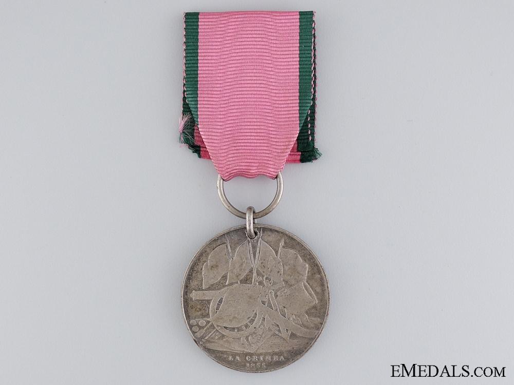 1855 Turkish Crimea Medal; Unnamed