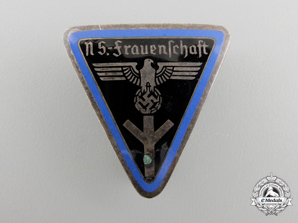 A National Socialist Women's Organization Member Badge