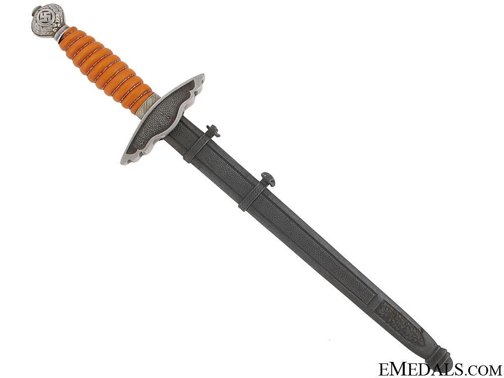 Miniature 2nd. Pattern Luftwaffe Dagger