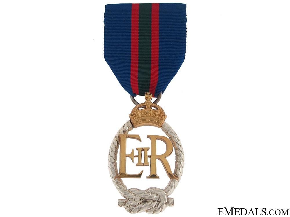 Naval Long Service Decoration