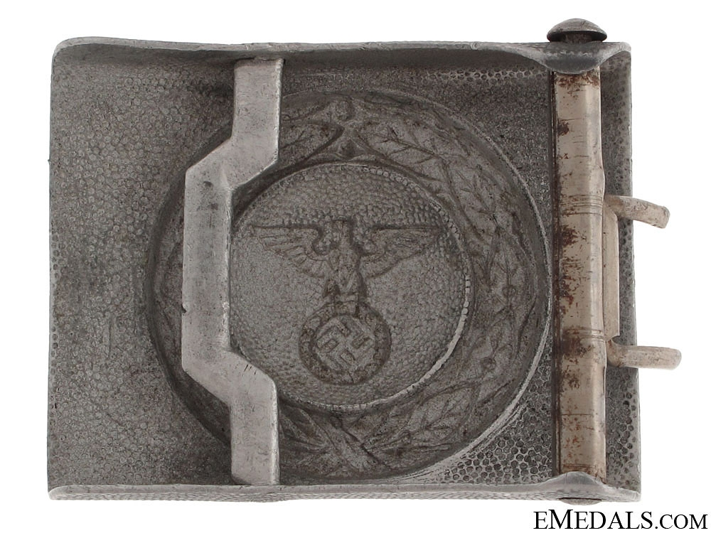 RLB Enlisted Belt Buckle