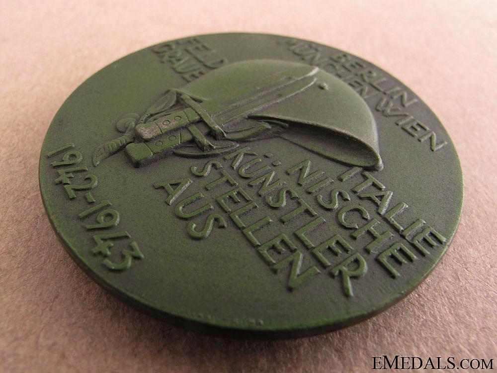 An Italian 1942-43 Table Medal