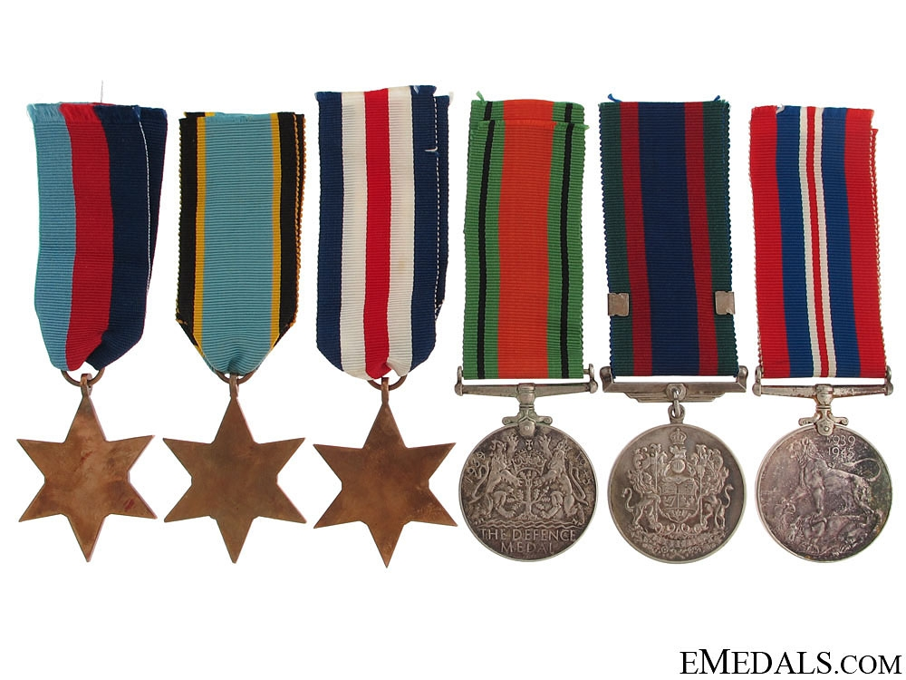 WWII Canadian Air Gunner Collection