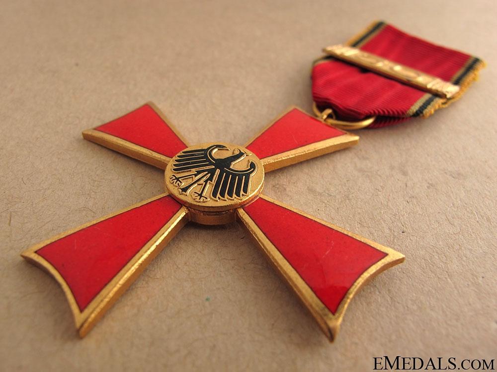 Federal Merit Cross - 2nd Class