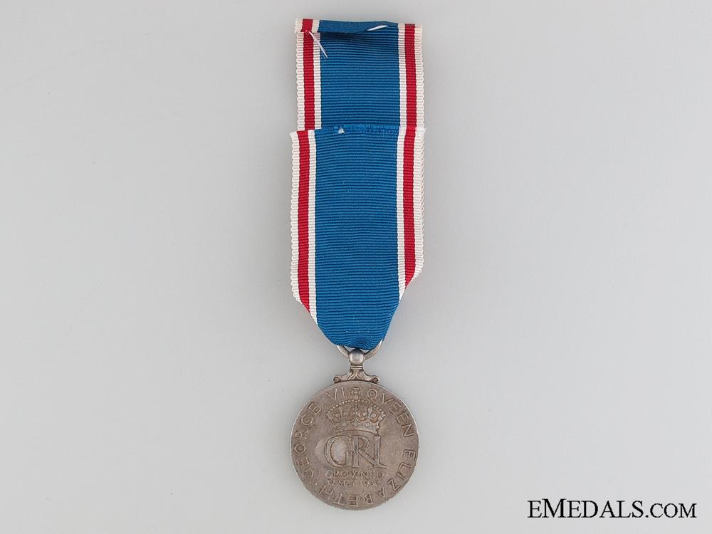 Coronation Medal 1937