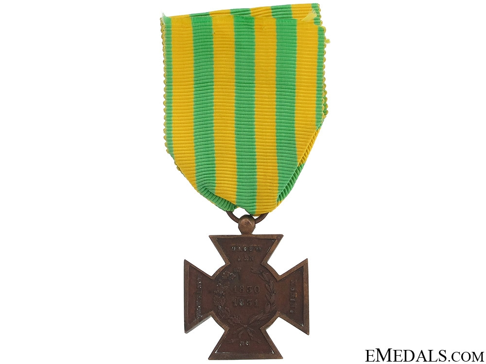1830-31 Hasselt War Cross