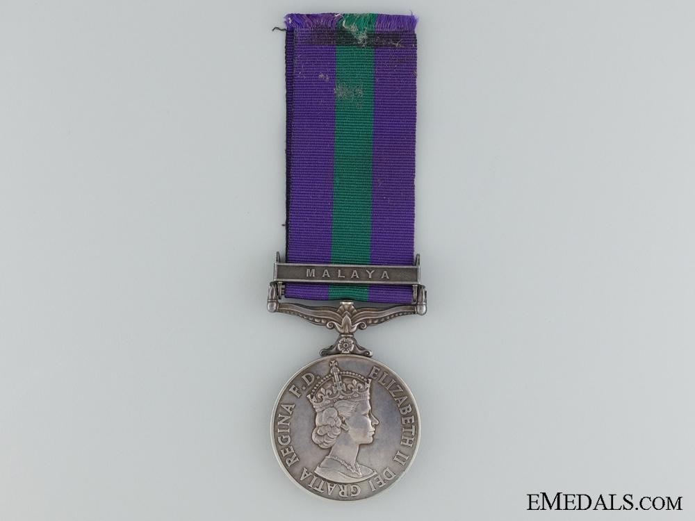 1918-1962 General Service Medal