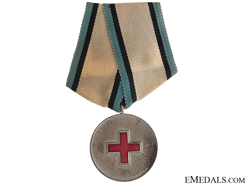 1919 Red Cross Medal