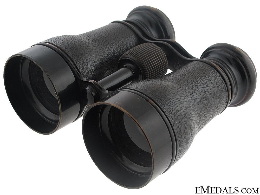 WWI French Made Binoculars