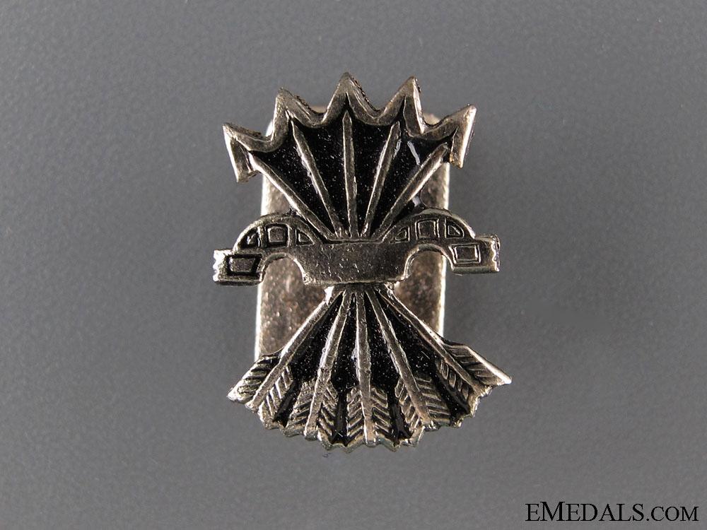 1930's Spanish Fascist Member's Badge