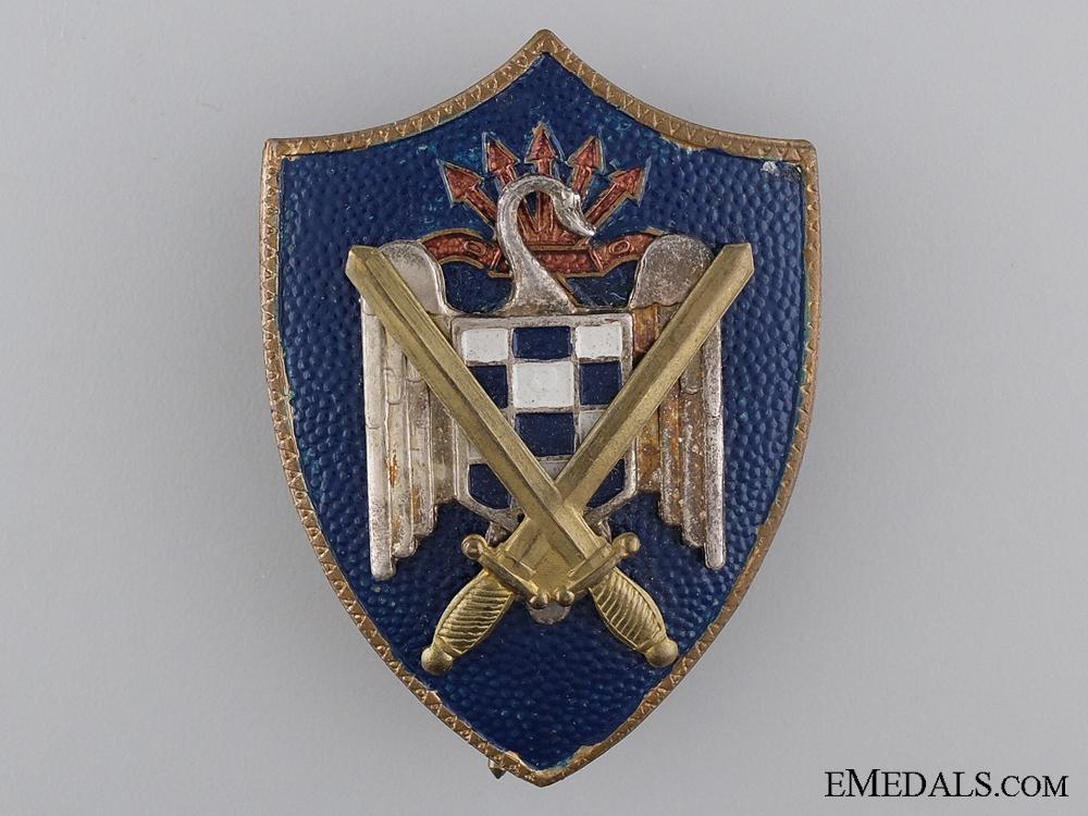 1930 Spanish Army Badge