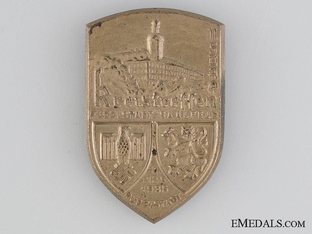 1935 Kreistreffen Tinnie