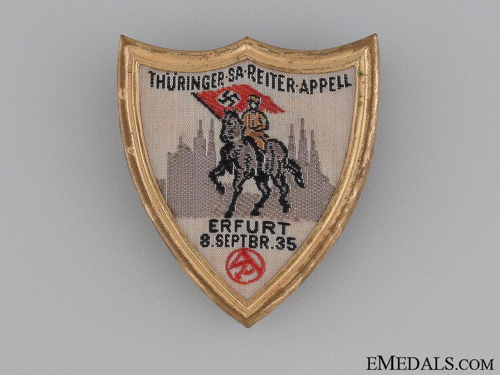 1935 SA ERFURT Tinnie