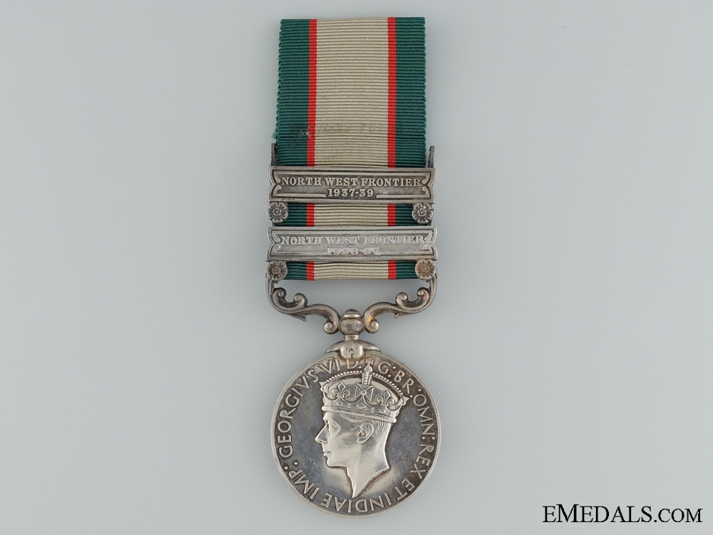 1936-39 Indian General Service Medal to the Royal Air Force