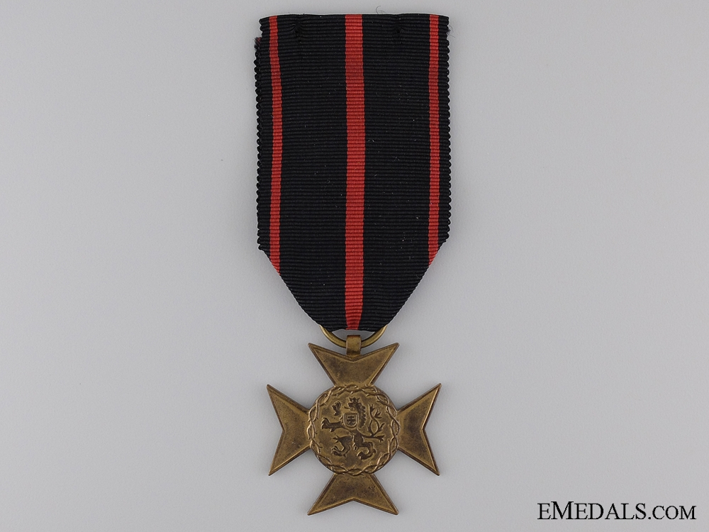 1939-1945 Czechoslovakian Cross for Liberated Political Prisoners